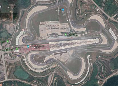 sepang international racetrack