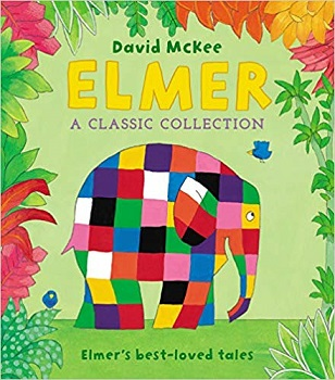 Elmer A Classic Collection by David McKee