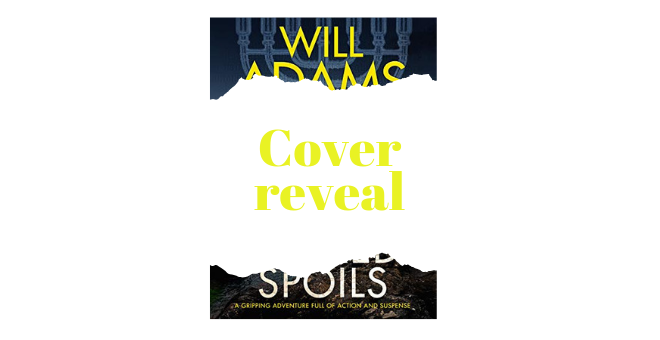 Feature Image - Cover Reveal Sacred Spoils