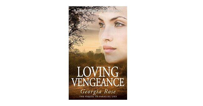 Feature Image - Loving Vengeance by Georgia Rose