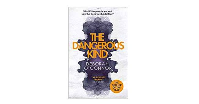 Feature Image - The Dangerous Kind by Deborah O Connor