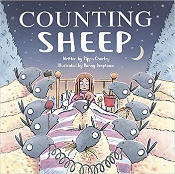 Counting Sheep by Pippa Chorley