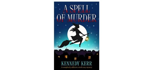 Feature Image - A Spell of Murder by Kennedy Kerr