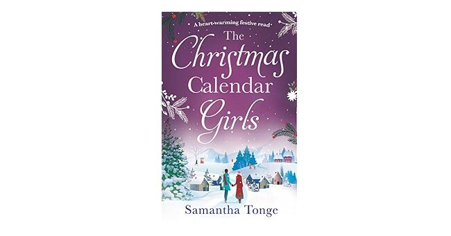 Feature Image - The Christmas Calendar Girls by Samantha Tonge