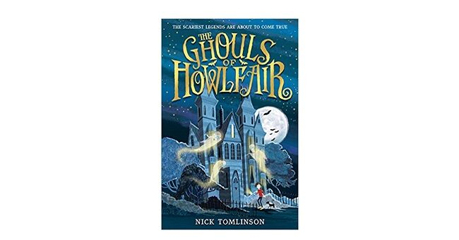 Feature Image - The Ghouls of Howlfair by Nick Tomlinson
