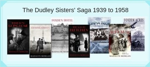 Madalyn Morgan The Dudley Sisters