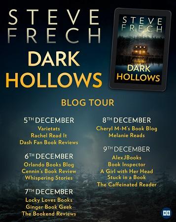 Dark Hollows Blog Tour Banner