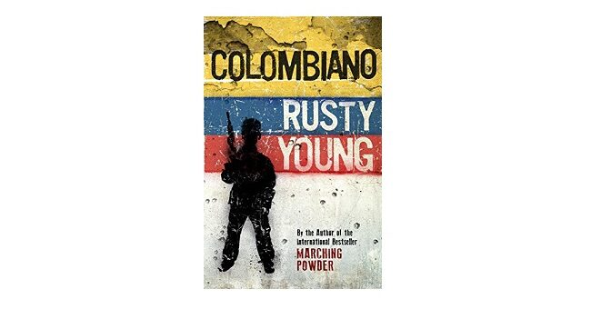 Feature Image - Colombiano by Rusty Young