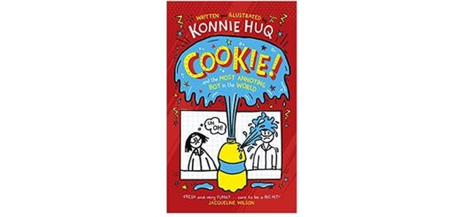 Feature Image - Cookie and the Most Annoying Boy in the World by Konnie Huq