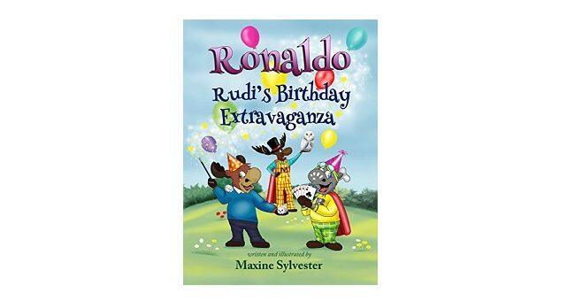Feature Image - Ronaldo Rudi's Birthday Extravaganza by Maxine Sylvester