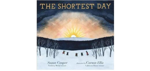 Feature Image - The Shortest Day by Susan Cooper