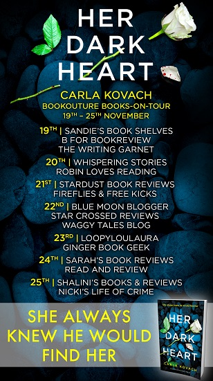 Her Dark Heart - Blog Tour