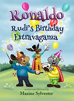 Ronaldo Rudis Birthday Extravaganza by Maxine Sylvester