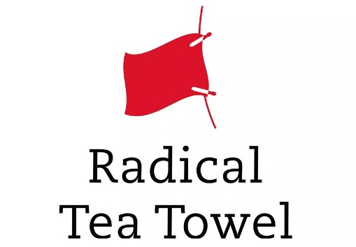 radical tea towel
