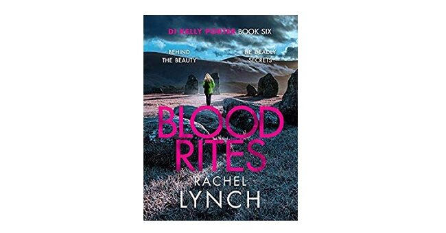 Feature Image - Blood Rites by Rachel Lynch
