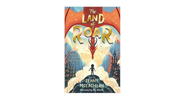Feature Image - The Land of Roar by Jenny McLachlan