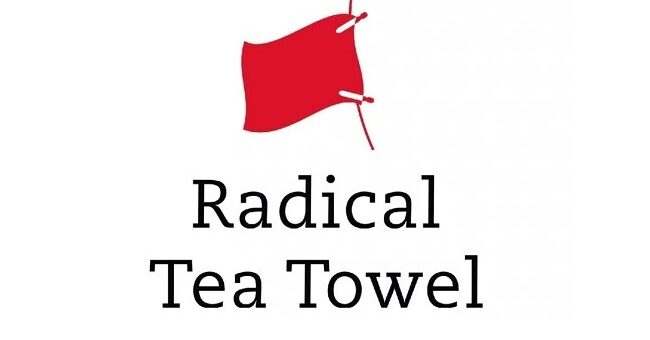 Feature Image - radical tea towel 2