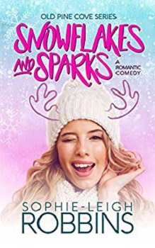 Snowflakes and Sparks by Sophie-leigh Robbins