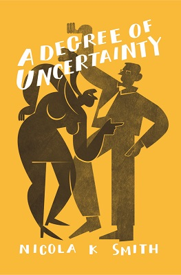 A Degree of uncertainty front cover