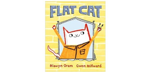 Feature Image - Flat Cat by Hiawyn Oram