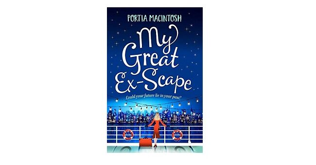 Feature Image - My Great ex-scape by Portia Macintosh