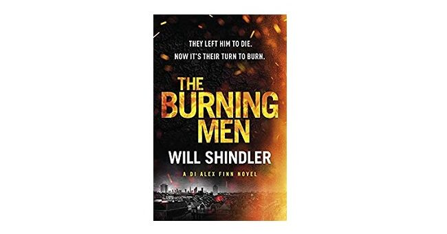 Feature Image - The Burning Man by Will Shindler