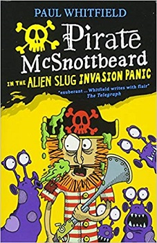 Pirate McSnottbeard by Paul Whitfield
