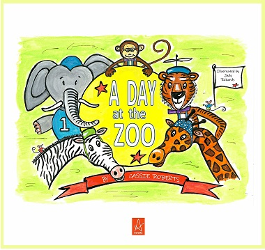 A day at the Zoo by Cassie Roberts