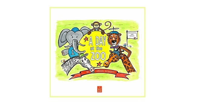Feature Image - A day at the Zoo by Cassie Roberts