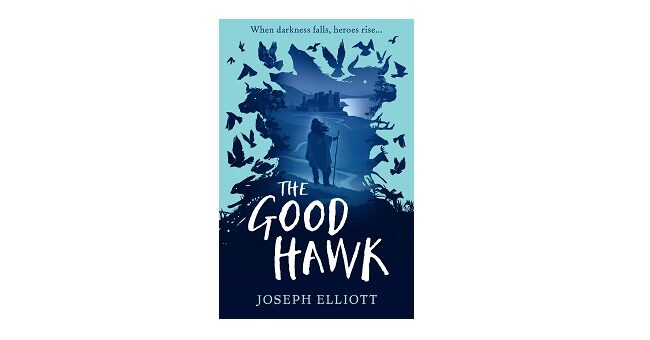 Feature Image - The Good Hawk by Joseph Elliott