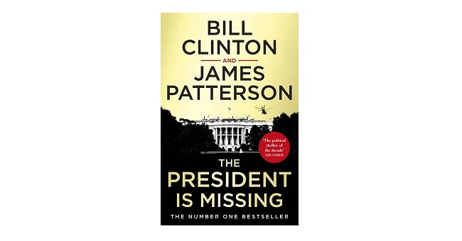 Feature Image - The President is Missing by James Patterson