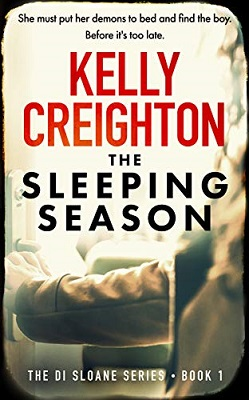 The Sleeping Season by Kelly Creighton