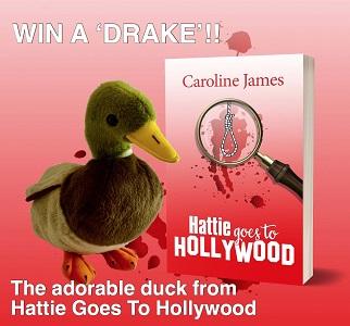 Win a Drake Caroline James