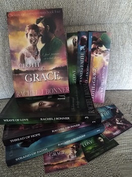 Cloth of Grace Giveaway 1