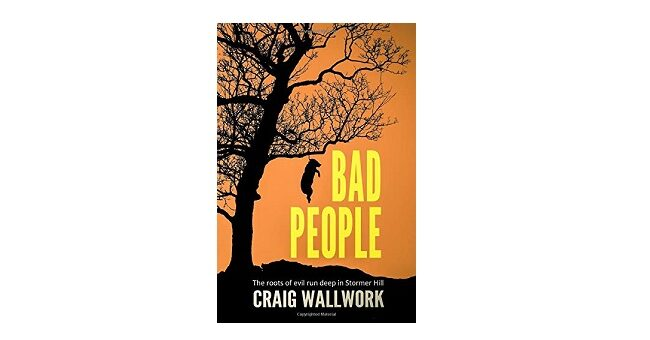 Feature Image - Bad People by Craig Wallwork