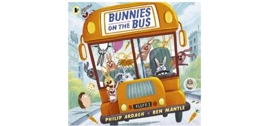 Feature Image - Bunnies on the Bus by Philip Ardagh