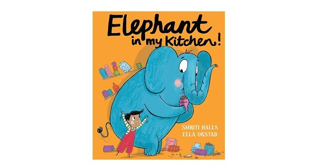 Feature Image - Elephant in my Kitchen by Smriti Halls