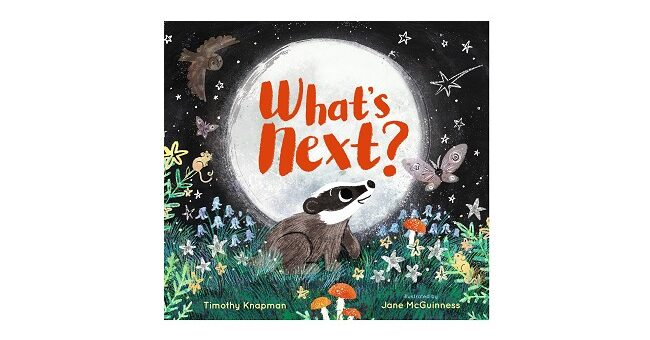 Feature Image - What's Next by Timothy Knapman