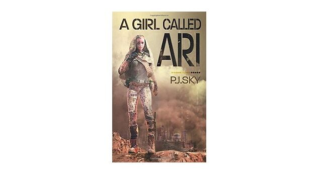 Feature Image - A Girl Called Ari by P. J. Sky