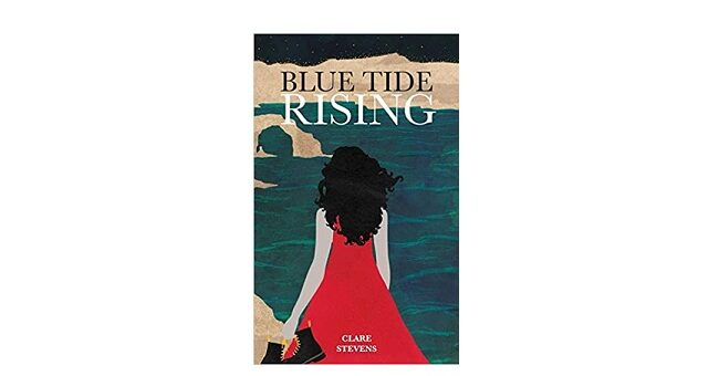 Feature Image - Blue Tide Rising by Clare Stevens