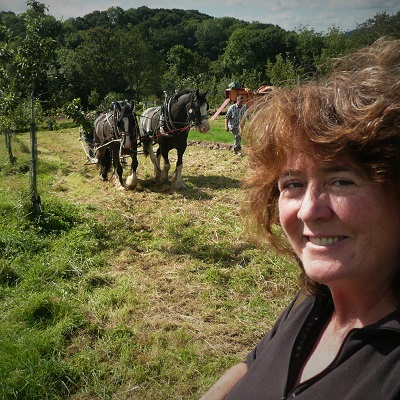 Rowena House Ploughing