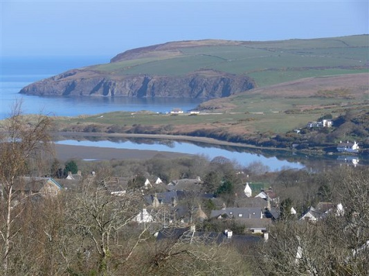 Helen Carey's view of
