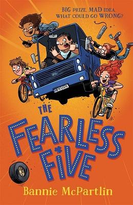 The Fearless Five by Bannie McPartlin