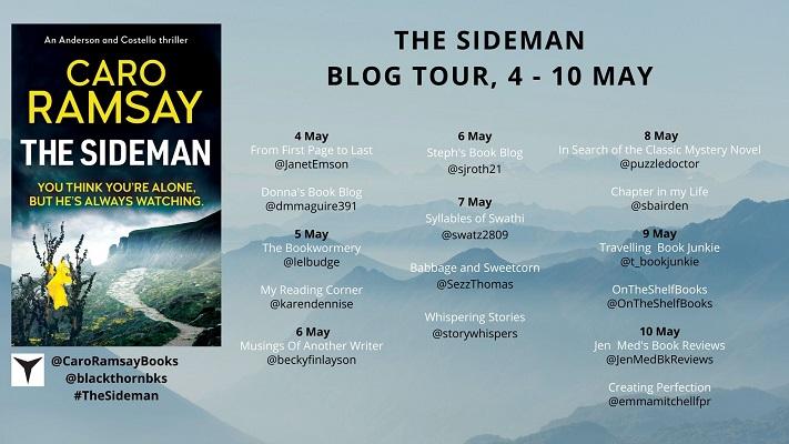 The Sideman banner