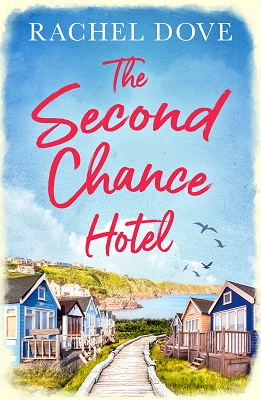 second chance hotel cover Rachel Dove