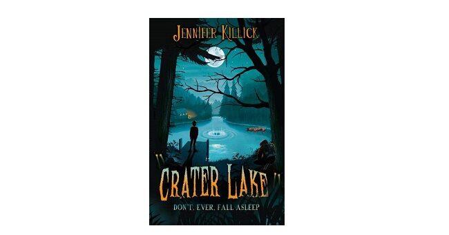 Feature Image - Crater Lake by Jennifer Killick