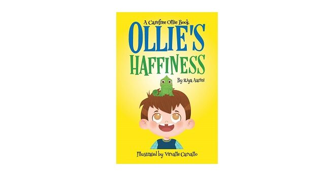 Feature Image - Ollie's Haffiness by Riya Aarini