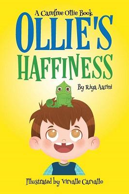 Ollies Haffiness by Riya Aarini