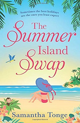 The summer Island Swap by Samantha Tonge 1