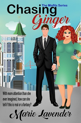 Chasing Ginger Final Cover